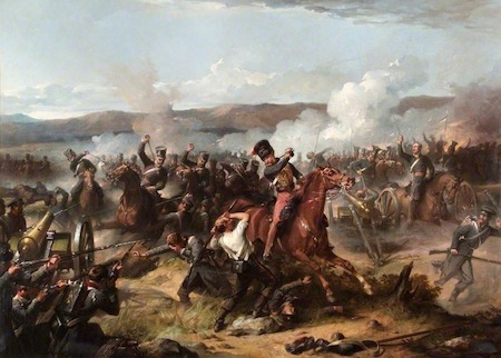 Barker, Thomas Jones, 1815-1882; The Charge of the Light Brigade