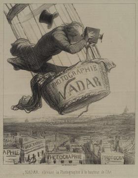 Nadar_Daumier