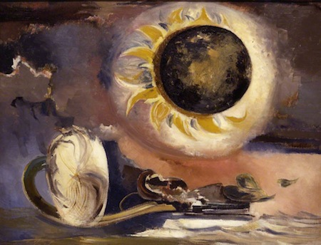 Nash, Paul, 1889-1946; Eclipse of the Sunflower