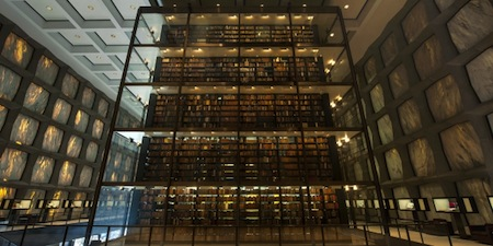 Beinecke-Stacks
