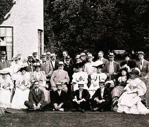 1906-House-Party-at-Goodwood-with-Edward-VII1
