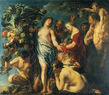 Jordaens, Jacob, 1593-1678; An Allegory of Fruitfulness