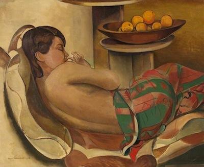 Lewis, Wyndham, 1882-1957; Mexican Shawl