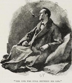Holmes-dressing-gown