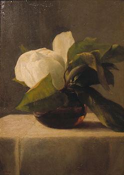John_LaFarge_Magnolia_1860