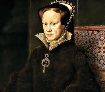 Portrait-of-Mary-Tudor