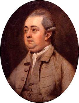 Walton, Henry; Edward Gibbon; National Portrait Gallery, London; http://www.artuk.org/artworks/edward-gibbon-158757