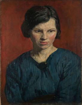 Rosenberg-Portrait-of-Sonia