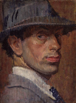 Rosenberg-Self-Portrait-NPG
