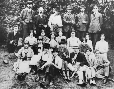 Slade-picnic-1912