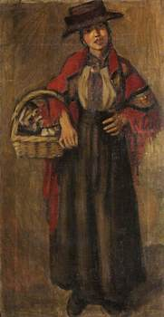 Layng, Mabel Frances, 1881-1937; The Gypsy