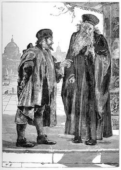 Shylock-Tubal