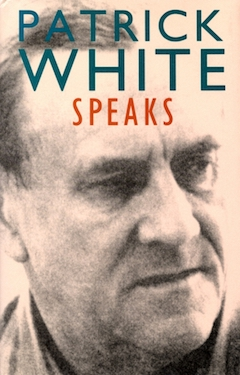 Patrick-White-Speaks