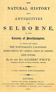 White's_Selborne_1813_title_page