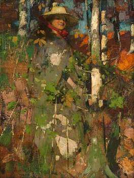 Henry, George, 1858-1943; Autumn