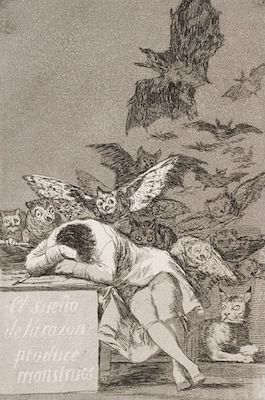 Goya-sleep-of-reason