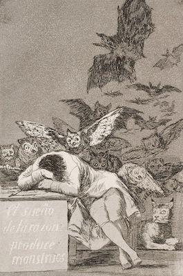 Goya-sleep-of-reason