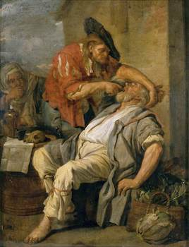 Toorenvliet, Jacob, c.1635-1719; The Dentist