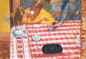Bonnard, Pierre, 1867-1947; Coffee (Le Cafe)