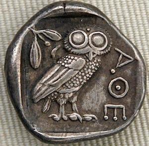 Athenes-Owl