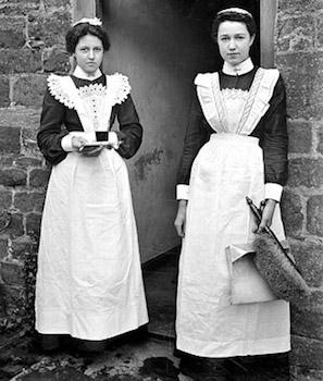Edwardian-maids