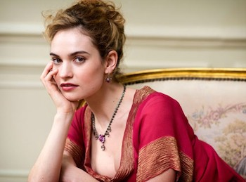Lily-James-as-Natasha
