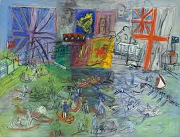 Dufy-Regatta-at-Henley
