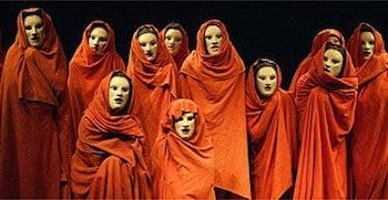 Greek-chorus