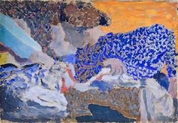 Vuillard, Jean Edouard, 1868-1940; Deux ouvrieres dans l'atelier de couture (Two Seamstresses in the Workroom)