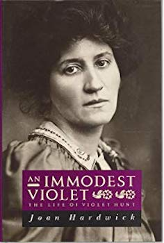 Immodest-Violet