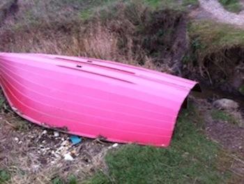 Boat.Upturned