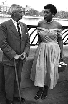 william-faulkner-billie-holiday-1956