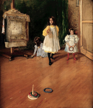 WilliamMerrittChase_RingToss1896